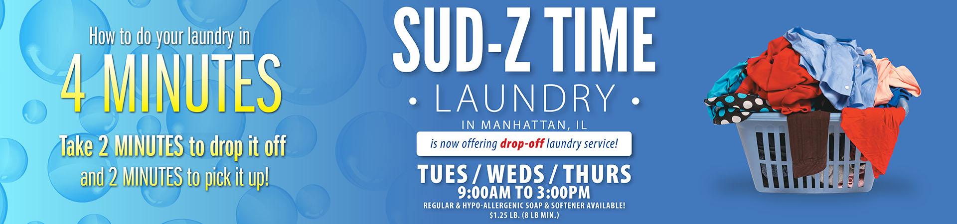 Sub-Z Time Laundry 022499 LP